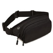 2016 Men Waterproof 1000D Nylon Sling Chest Fanny Pack Waist Bag Tactical Hip Bum Belt Messenger Shoulder Sports Pouch Purse стоимость