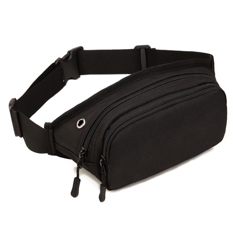 Travel Waist Pack,travel Pocket With Adjustable Belt Monkey Eating Banana Running Lumbar Pack For Travel Outdoor Sports Walking