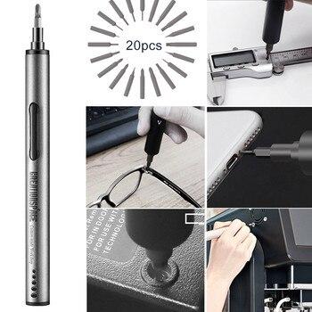 Laptop Tool Kit | Mini Elektrische Schraubendreher-set Reparatur Tool-Kit Portable Mit LED-Licht Für Computer Laptop GHS99