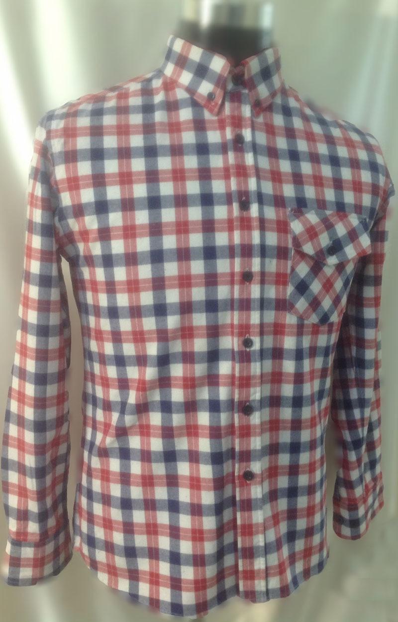 Aliexpress.com : Buy Flannel Shirt Custom Made Mens Flannel Plaid ...