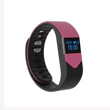 Фустер Bluetooth Smart Band M3S монитор сердечного ритма запястье браслет Водонепроницаемый спортивной деятельности Intelligence сна Monitores шагомер