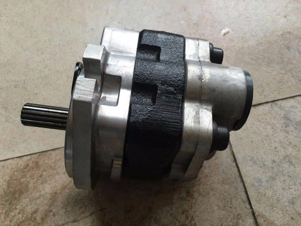 Pompe hydraulique Kayaba KFP2217CLWSR pompe à huile