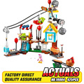 LEPIN 19004 Juguetes 425 UNIDS brinquedos Pajaritos Y Cerdo Verde Película Juego de Bloques Con Diversión para Niños Regalo de Cumpleaños