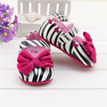 2016 Fashion Princess Girls Sweet style Toddler Girls Flower Crib Soft Casual Party Baby Shoes
