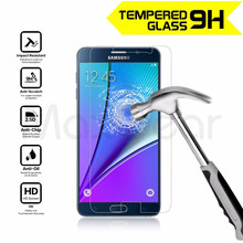 0.3 MM 2.5D 9 H Gehard Glas Screen Protector Protective Guard Shield Film voor Samsung Galaxy Note 2 3 4 5 S3 S4 S5 mini S6 S7(China)
