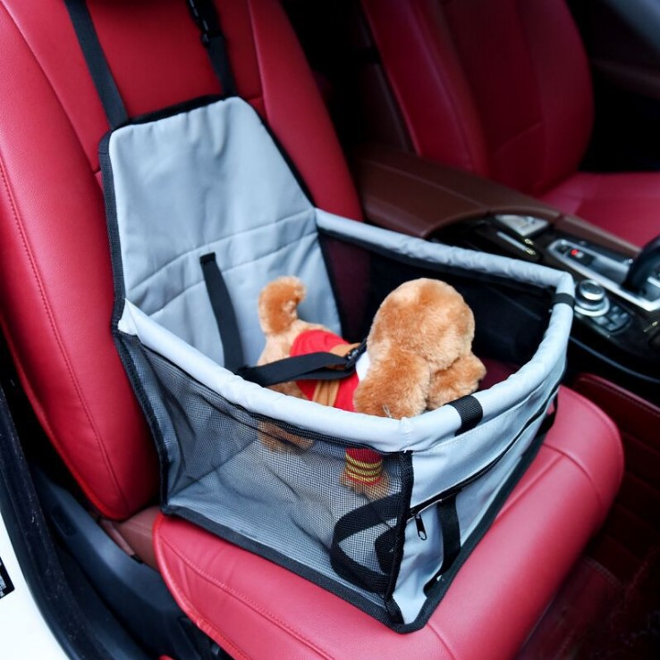 Pet Car MatsNature Range Pet Dog Front Seat Cover Protector for Cars Dog Seat Front Single-seat Pet Kennel Cove