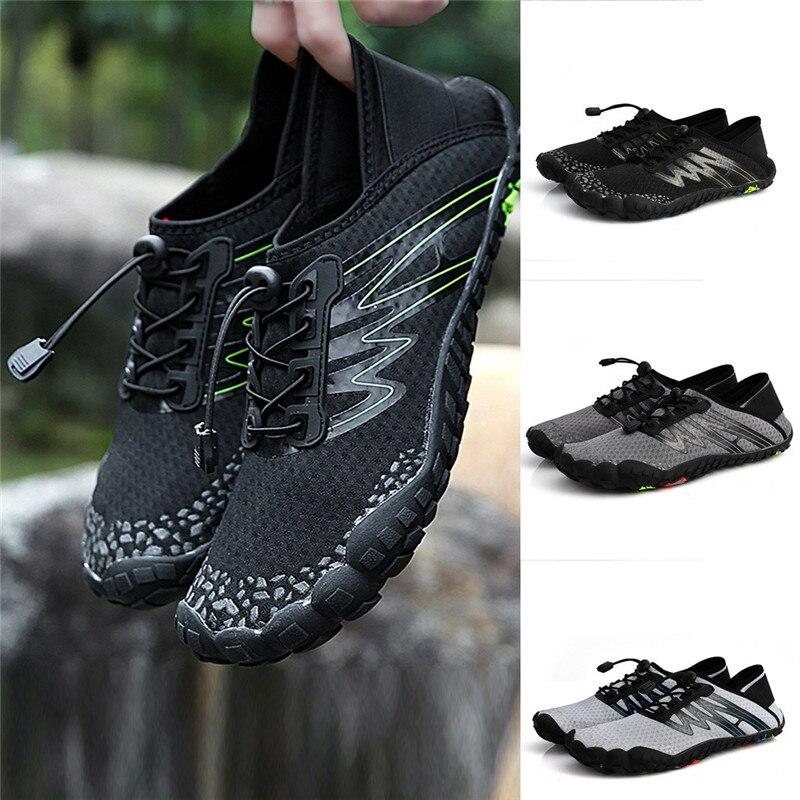 5d095dd2d Летняя пляжная обувь для плавания; быстросохнущая обувь для дайвинга на  шнурке; силиконовые шнурки;