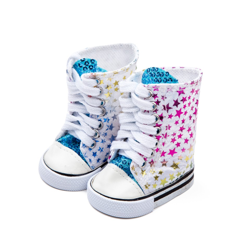 Doll Shoes Accessories Born Baby Fit 18 Inch 40-43cm Spring Summer Autumn Doll Hayi Clothes Suit For Baby Birthday Festival Gift