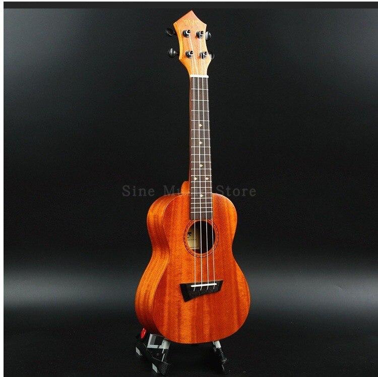 26 inch Hawaiian Ukulele Mahogany Mini Guitar Concert Rosewood 4 strings Children Small Guitar Musical Instruments Professional ukulele 23 26 inch mini hawaiian guitar mahogany concert tenor cutaway acoustic electric 4 strings ukelele guitarra
