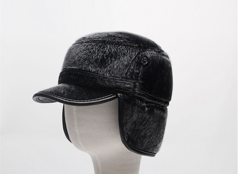 5986d50b56c Detail Feedback Questions about Winter Warm Hats Caps for Man with ...