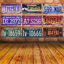 Винтажная Жестяная Табличка для кафе-бара, паба, металлический номерной знак, плакат, живопись, гараж, Настенный декор, жестяные знаки, живопись, ретро-наклейки C9