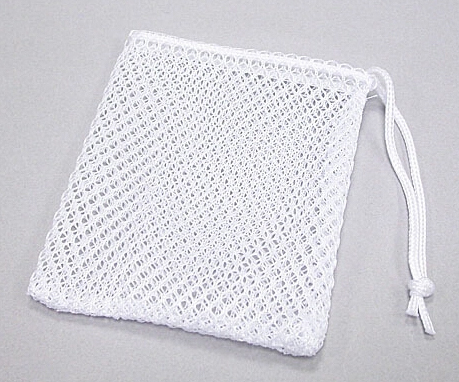 Cbrl100pcs Lot Drawstring Mesh Bag Laundry Gift Pouch Custom Logo For Wilget Phone Jewelry In Packaging Display From