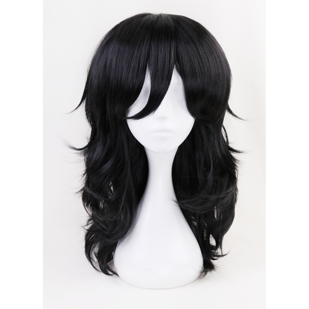 Knowledgeable 2019 Anime My Hero Academia Boku No Hiro Akademia Shouta Aizawa Black Synthetic Curly Hair Cosplay Wig Heat Resistance Fiber Special Summer Sale Novelty & Special Use Costumes & Accessories