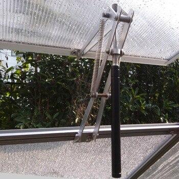 שמש חום רגיש אוטומטי חלון פותחן חממה Vent חקלאי חממה החלפת מרבי 40 cm גן כלים