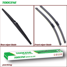 Front And Rear Wiper Blades For Opel Astra GTC 2011-2016 Windshield wiper Windscreen Car Accessories 27+25+12K стоимость