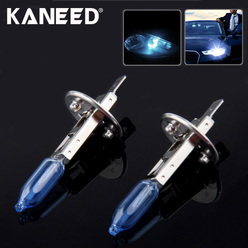 High Quality HOD H1 Halogen Bulb Super White Car Headlight Bulb 12V 100W 6000K Price for Pair Auto Access 9005 blue film super bright car halogen bulb for headlight with high quality drop shipping