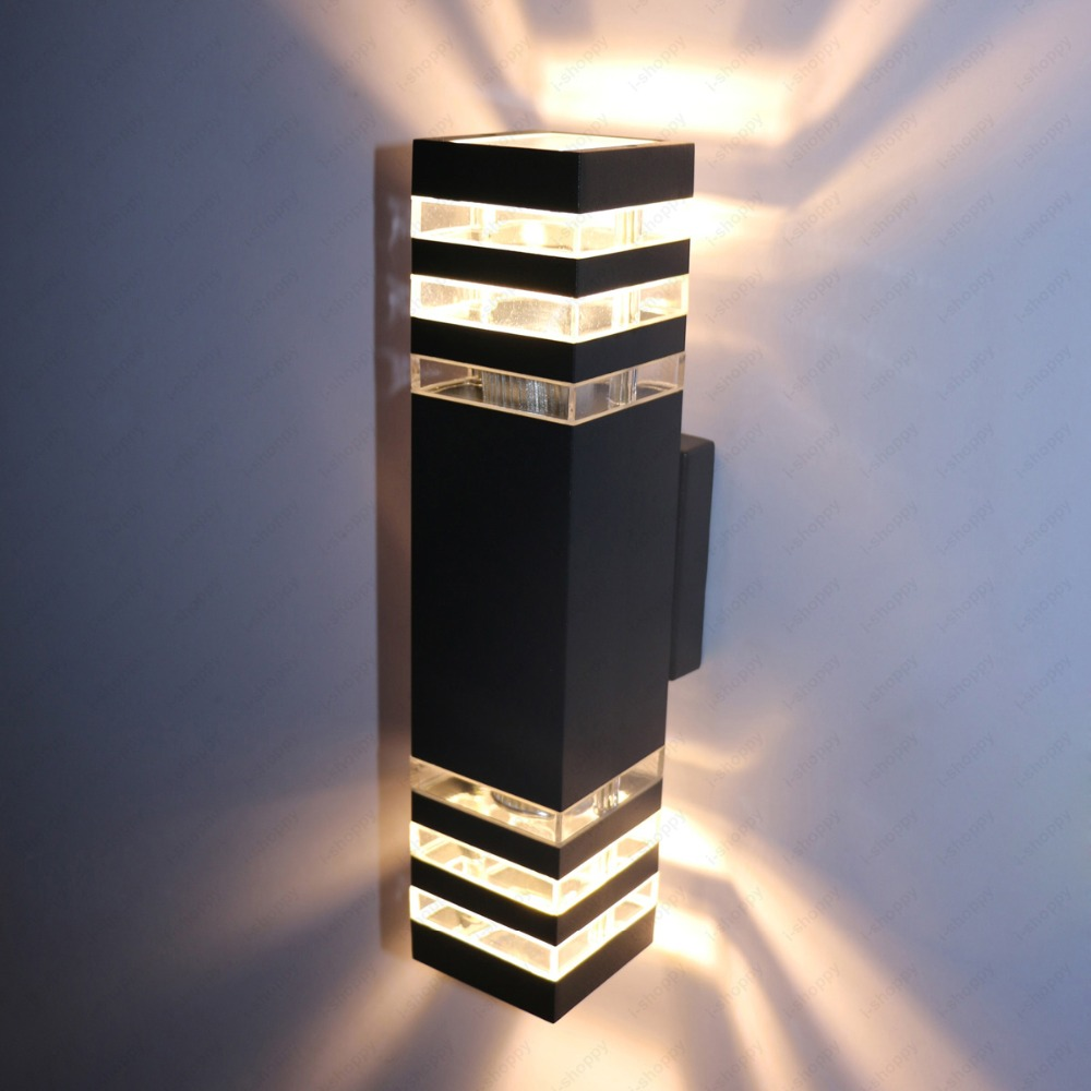 Nice Dimmable/N 6W/8W/10W/14W Outdoor LED Wall Sconce Light Fixture