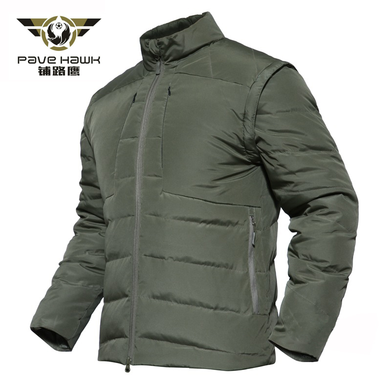Hiking Clothings Generous Lasperal White Duck Down Jackets Autumn Winter Warm Coats Mens Ultralight Duck Down Jacket Male Windproof Camping Hiking Parkas Sports & Entertainment
