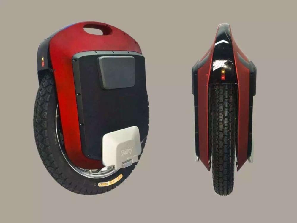 GotWay Monster 22 Electric unicycle, Super power, super endurance, 84V 1600W motor, 55km/h 150-240km 2017 new model