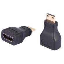 1PCS Gold Plated Mini HDMI to Adapter Converter Male Female Good Quality Connector