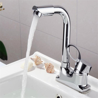 High Quality New Environmentally Friendly Lead Free Faucet Copper Head Wash Basin Kitchen Faucet Kran Kuchenny