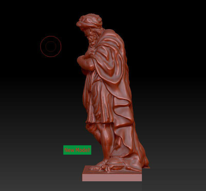 New model 3D model for cnc or 3D printers in STL file format Indifference martyrs faith hope and love and their mother sophia 3d model relief figure stl format religion for cnc in stl file format