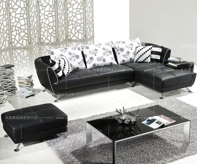 Modern Minimalist Style Casual Sofa Corner Sofa Bed Living Room Sofa Sets  Modern Furniture Parlor Furniture