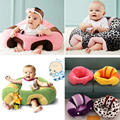 Soft Plush Baby Sofa Infant Learn To Sit Chair Keep Sitting Posture Support Baby Seat Quality Baby Sofa Christmas Newborn Gift