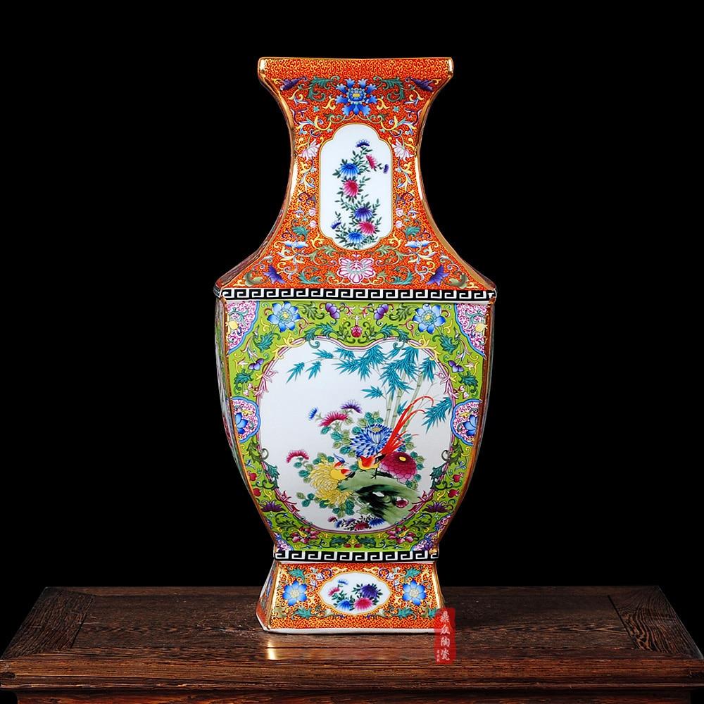 Qianlong Vaas-Koop Goedkope Qianlong Vaas loten van Chinese ...