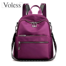 New Bags for Women 2019 Women Preppy School Bags for Teenagers Female Nylon Travel Bag Girls Backpack Mochilas Bolsa Feminina стоимость