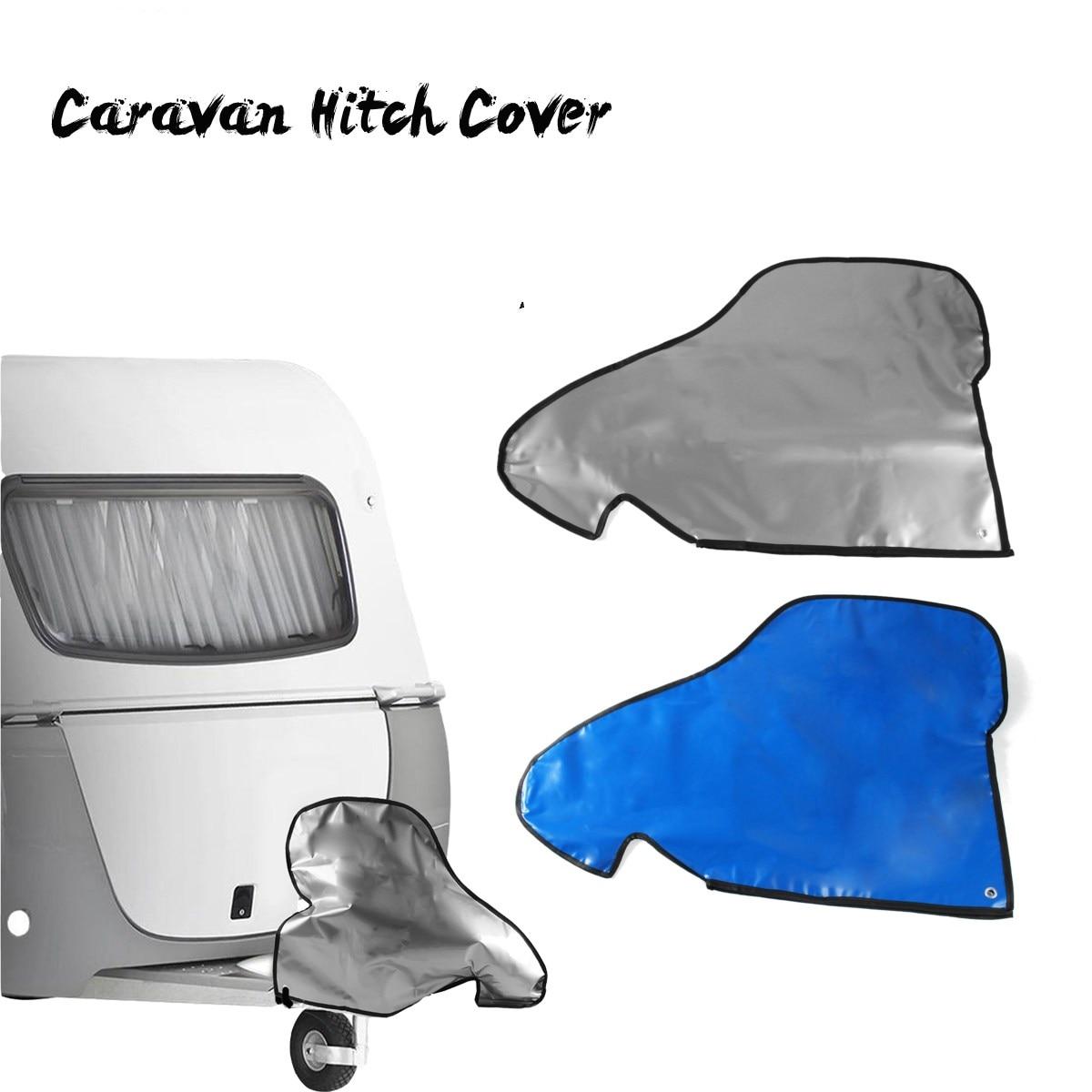 Hitch Cover Coupling Lock Trailer Tow Ball Waterproof  PVC Material For Caravan
