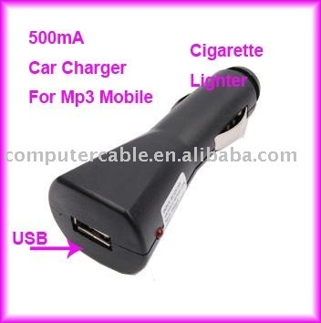USB Car Charger Adapter For Verizon Motorola Droid A855
