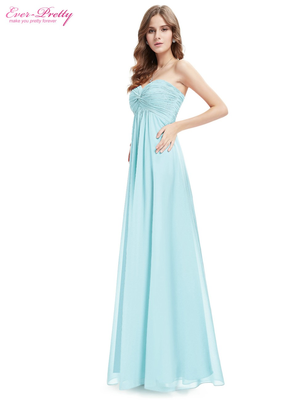 [Clearance Sale] Chiffon Evening Dresses Ever Pretty ...