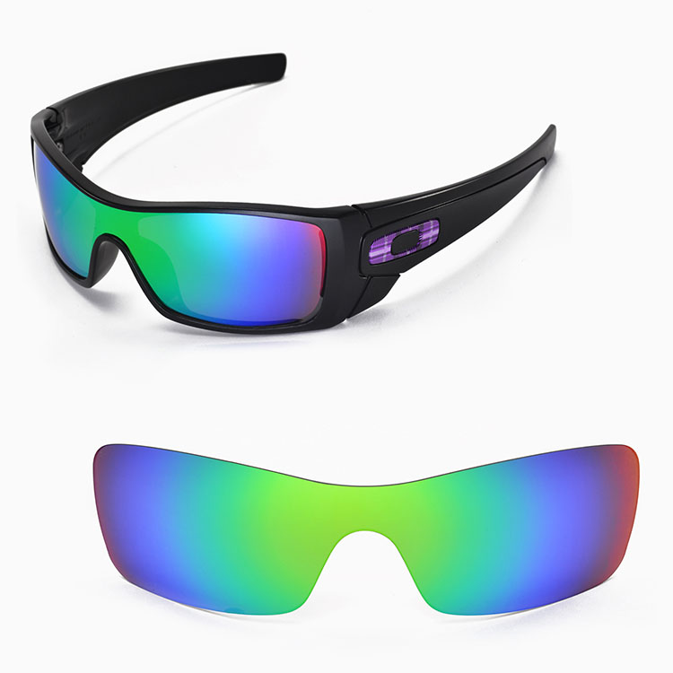 d4134aea8d Walleva Polarized Replacement Lenses for Oakley Batwolf Sunglasses 5 colors  available-in Accessories from Apparel Accessories on Aliexpress.com