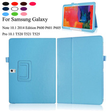 PU Leather Case For Samsung Galaxy Tab Pro 10.1 SM-T520 SM-T525 Stand Cover For Note 10.1 2014 Edition SM-P600 SM-P601 SM-P605 top chef 5l bowl with plastic cover sm 983 sm 986 sm 966 sm 1083 sm 1086