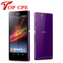 L36h Original Sony Xperia Z L36h C6603 C6602 LT36h 13 1MP camera Quad Core 5 0