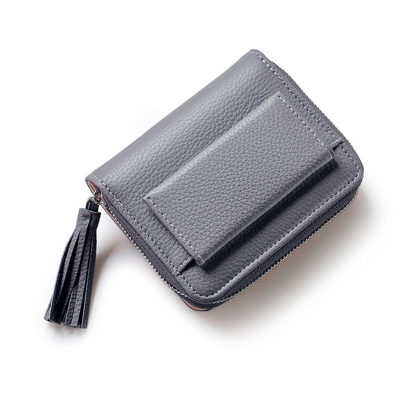 unishow pequena borla mulheres bolsa Comprimento do Item : 10.5cm