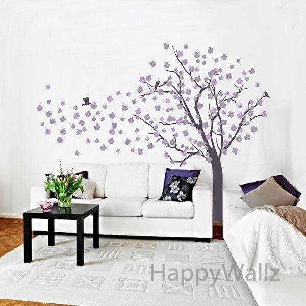 Stickers murali albero della vita stickers murali albero della vita nuovo disegno vinile wall - Adesivi murali bambini ikea ...
