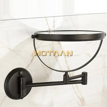 современное круглое зеркало | Масло втирают Бронзовый 8