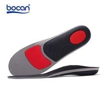 BOCAN wkładki ortopedyczne do płaskostopie ortopedyczne sklepienie łukowe męskie i damskie wkładki do butów wkładki amortyzujące 6010