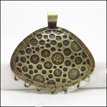 5 шт. винтажные Подвески Соединитель Кулон Античная бронза подходит для браслетов ожерелье DIY Металлические Ювелирные изделия