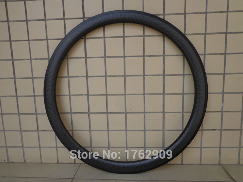 1Pcs New 700C moonscape 50mm tubular rims road bike matte full carbon bicycle wheels rim with dimple shape 25mm width Free ship carbon wheels 700c 88mm depth 25mm bicycle bike rims 3k ud glossy matte road bicycles rims customize carbon rims