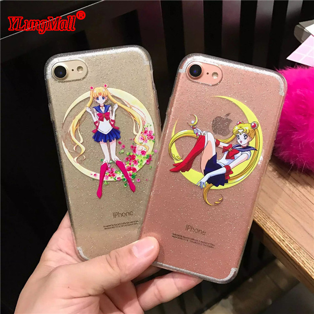 coque iphone 7 sailor moon