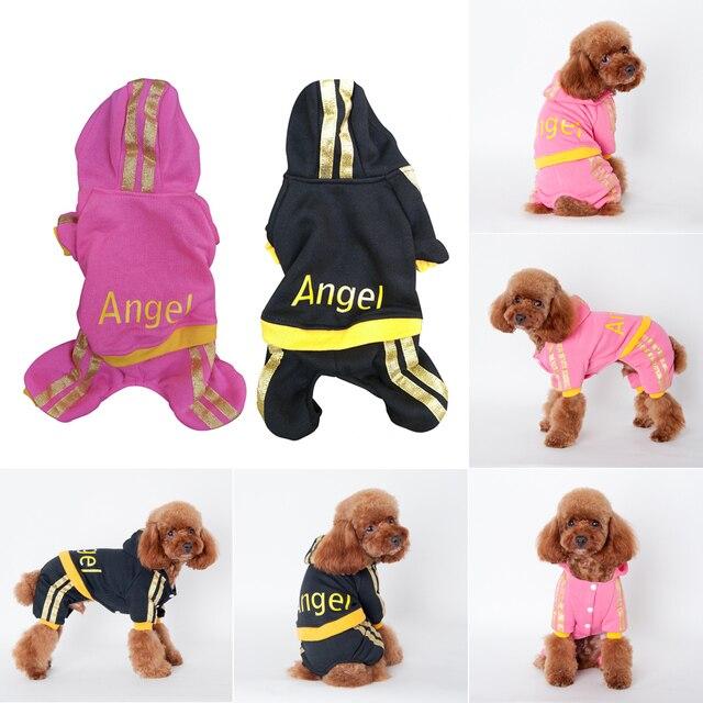 Ropa para perros mascotas para Perros invierno ropa de algodón ropa ...