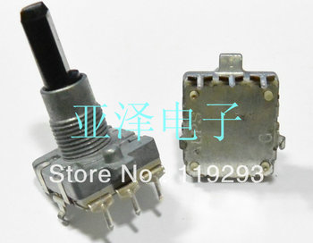 Pack of 40 Encoders 20MM SHAFT w//switch, PEC16-4220F-S0012