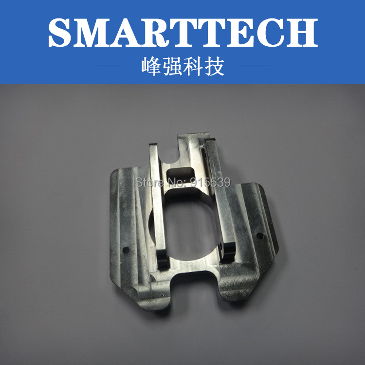 Custom CNC machine part stainless steel CNC parts with certificates/wire-electrode cutting/polished