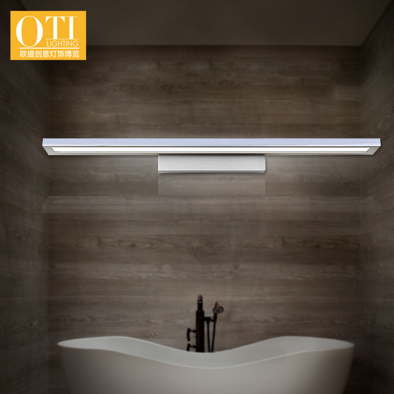 Merveilleux Toilet Lighting. Oti Lighting Led Waterproof Mirror Light Moistureproof  Toilet Bathroom Creative Modern Simple Cabinet