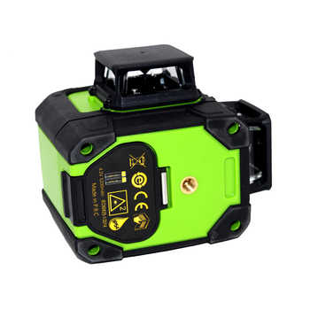 12 Lines 8/5 lines Green light laser level meter portable Self-Leveling Laser Level Green beam Laser Level Meter free shipping