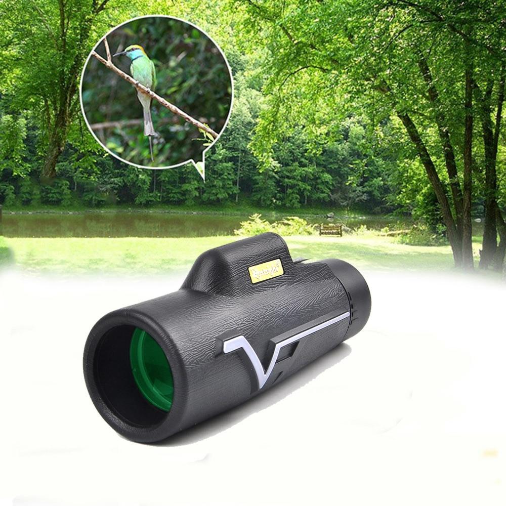 HD Monocular Vision Eye 25x50 Multi coated BAK4 Prism Monocular Telescope Hunting Bird Watching Travel Telescope Monocular/Binoculars    - AliExpress