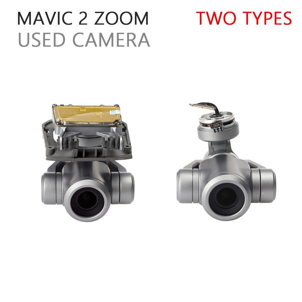 Originele Mavic 2 Zoom Gimbal Camera met Gimbal Board Reparatie Deel DJI Mavic 2 Zoom Vervanging Service Onderdelen Gebruikt-in Drone Accessoires Kits van Consumentenelektronica op  Groep 1